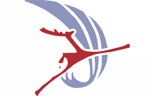 Hainan Airlines logo  1989