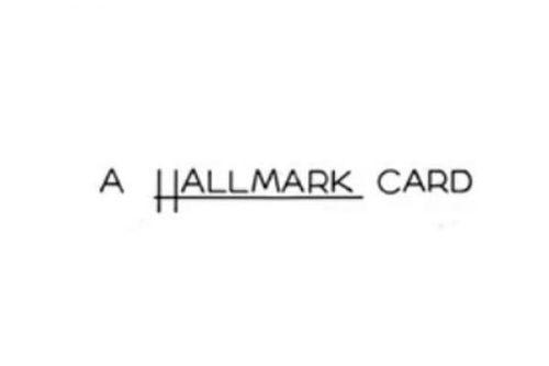 Hallmark logo 1949