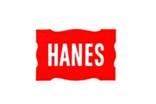 Hanes logo 1950