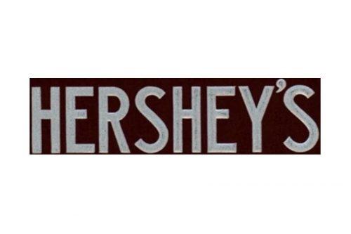 Hershey Logo 1926