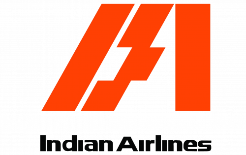 Indian Airlines Logo 1953
