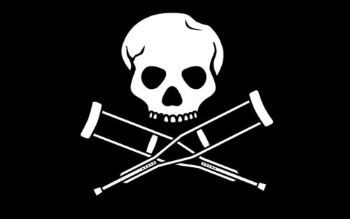 Jackass Logo