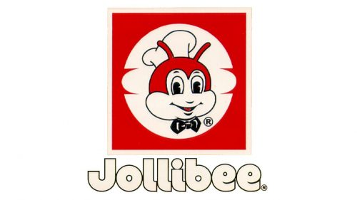 Jollibee logo 1980
