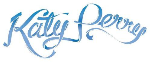 Katy Perry Logo 2012-13