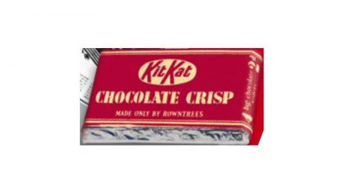Kit Kat logo 1937