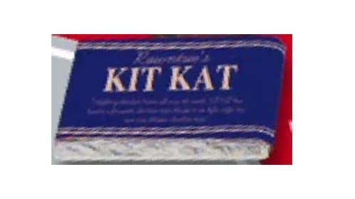 Kit Kat logo 1944