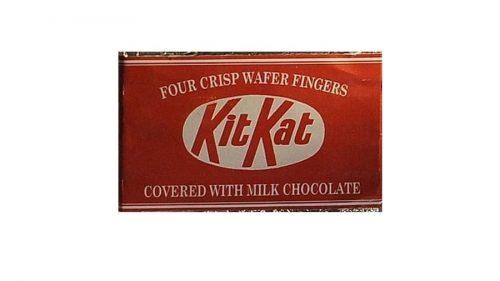 Kit Kat logo 1947