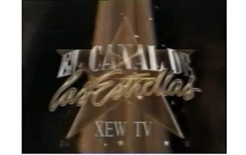 Las Estrellas Logo 1994
