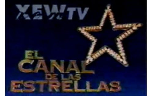 Las Estrellas Logo 1996