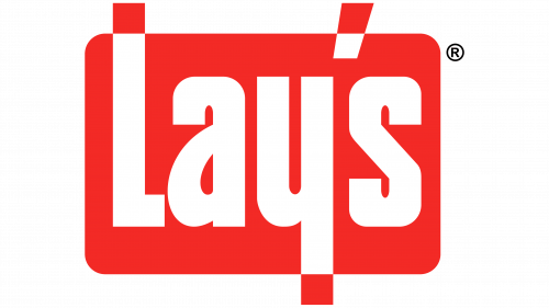 Lays Logo 1965