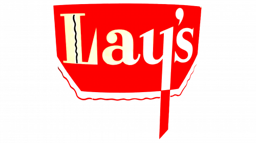 Lays Logo 1986