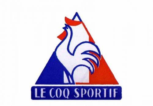 Le Coq Sportif logo 1968