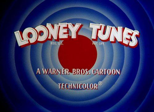Looney Tunes logos 1934