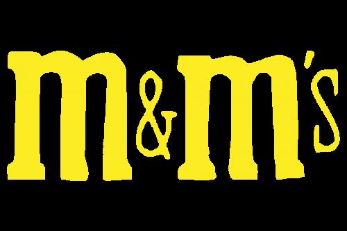MM's logo 1954
