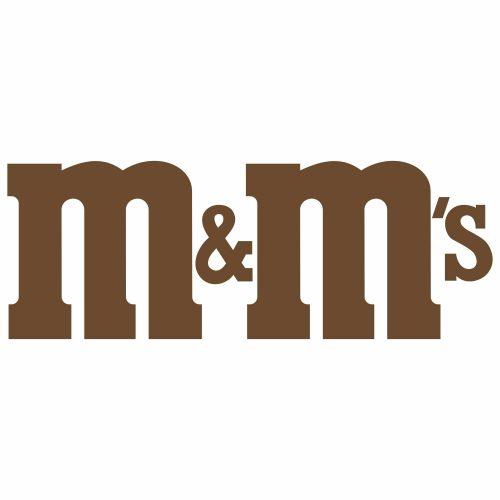 MM's logo 1988