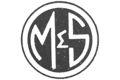 Marks Spencer Logo 1950