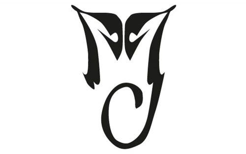 Michael Jackson Logo 1995
