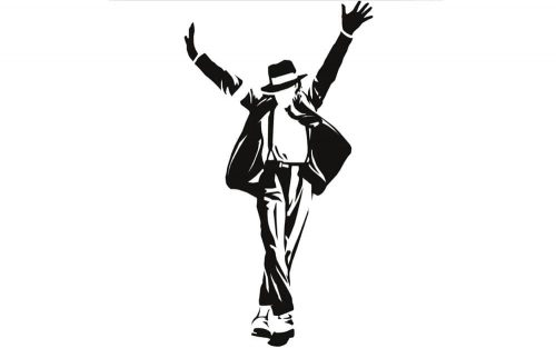 Michael Jackson Logo 2004