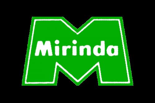 Mirinda logo 1959