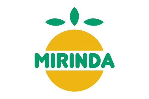 Mirinda logo 1986