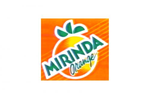 Mirinda logo 1992