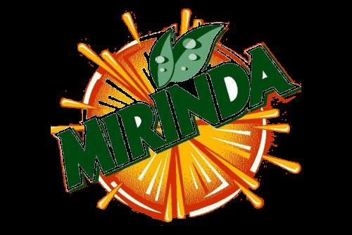 Mirinda logo 1995