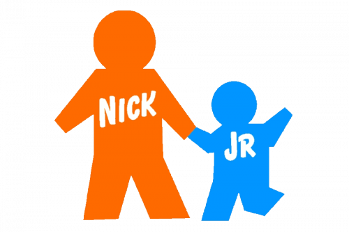 Nick Jr Productions logo 1993