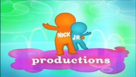 Nick Jr Productions logo tumb