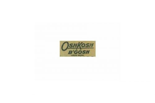 OshKosh Bgosh Logo 1949