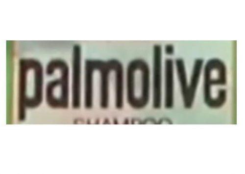 Palmolive Logo 1970
