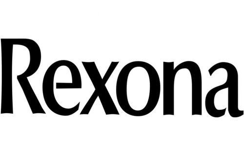 Rexona logo 1990