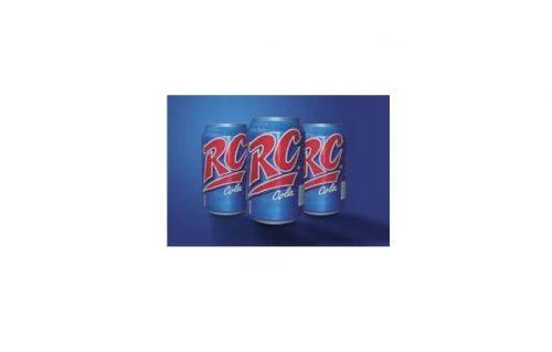 Royal Crown Cola logo 1989