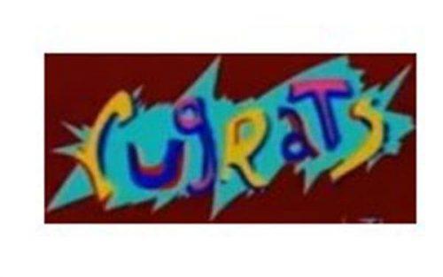 Rugrats Logo 1990