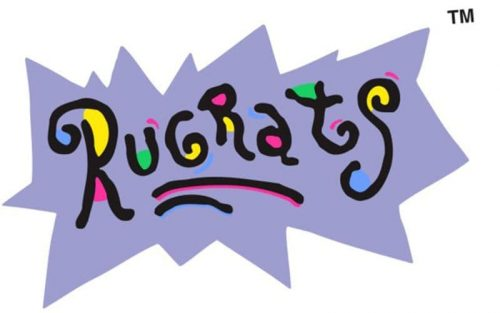 Rugrats Logo 1991