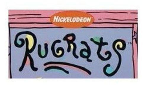 Rugrats Logo 1992