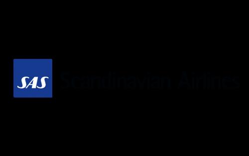 Scandinavian Airlines System logo Scandinavian Airlines System logo 1998