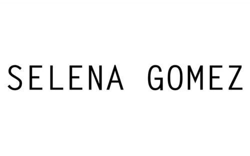 Selena Gomez Logo 2015