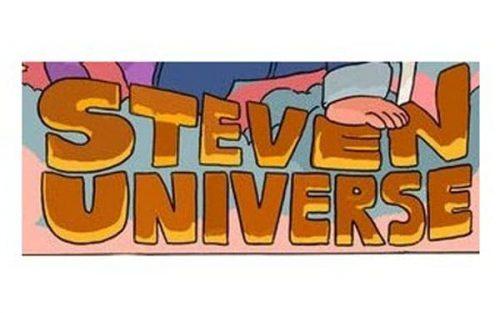 Steven Universe Logo 2012