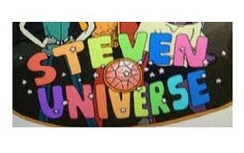 Steven Universe Logo 2013