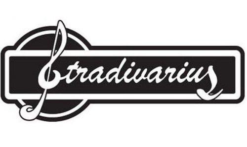 Stradivarius logo 1994