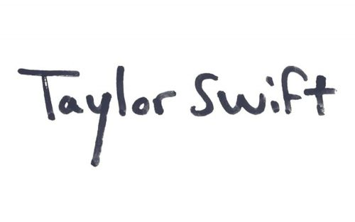 Taylor Swift Logo 2014