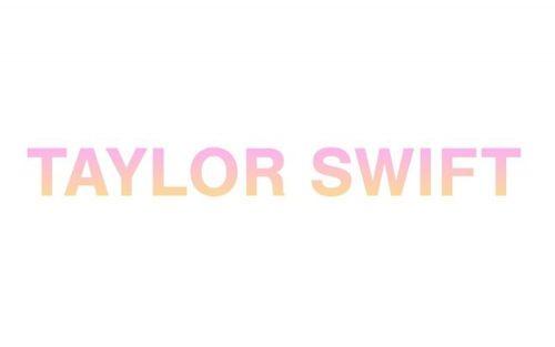 Taylor Swift Logo 2019
