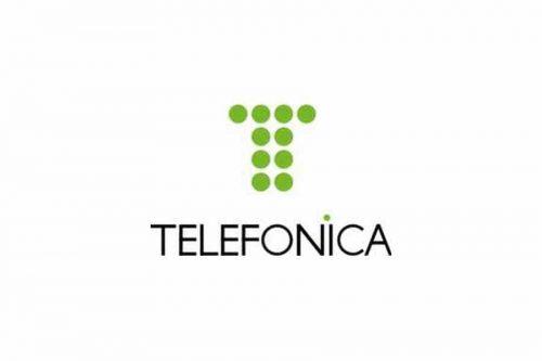 Telefonica logo 1984