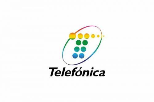 Telefonica logo 1993