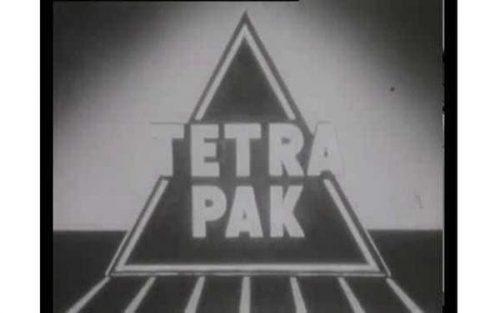 Tetra Pak Logo 1956