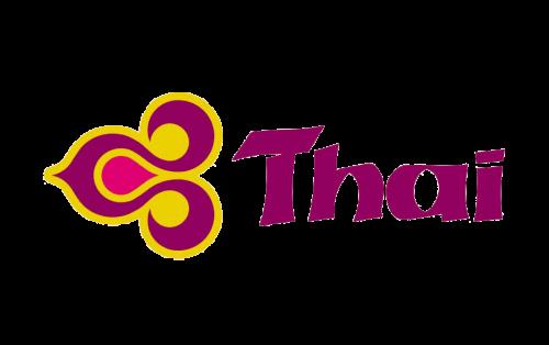 Thai Airways Logo 1975