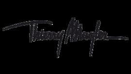 Thierry Mugler logo tumb