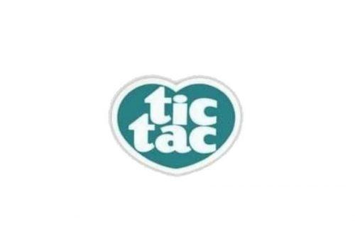 Tic Tac Logo 1970