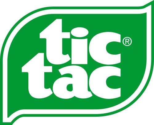 Tic Tac Logo 1980