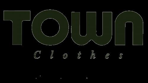 Town Clothes logo
